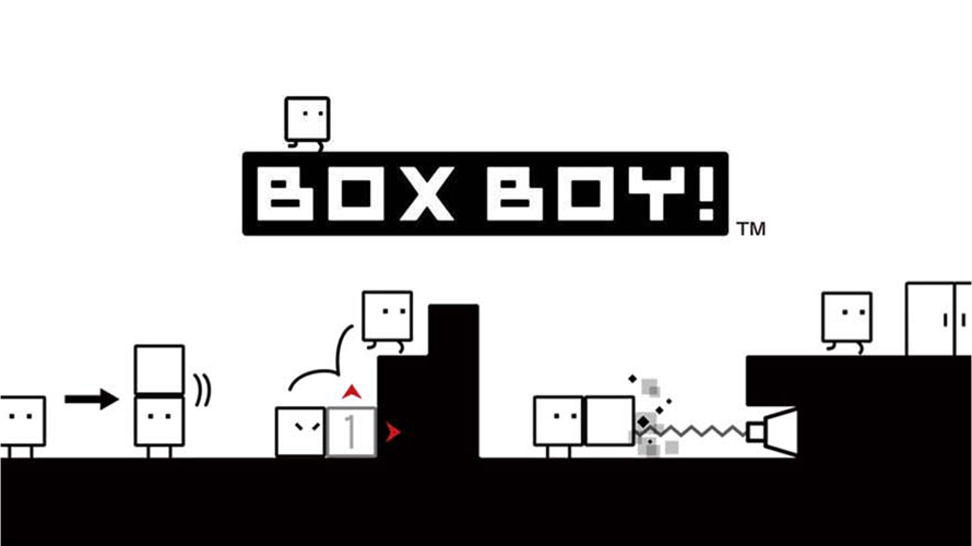 BoxBoy! game artwork