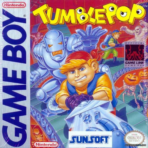 Tumble Pop box art